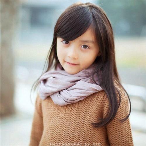 俄罗斯9岁国际超模被誉世界最美少女 盘点各国
