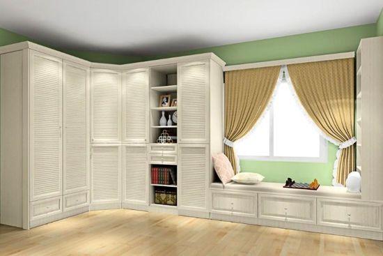 房型决定款式 从卧室需求出发选购衣柜【2】图片