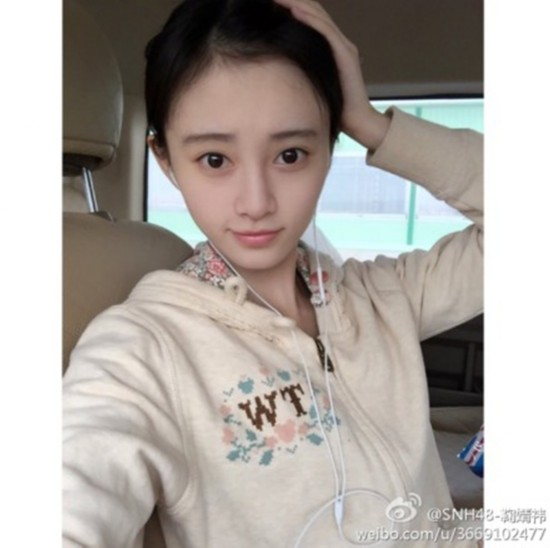 日媒评选中国第一美女 揭老外眼中最美中国女