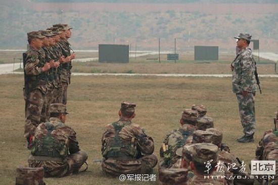 解放军士官制度改革:在旅(团)营连设士官长