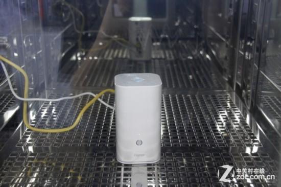 高温环境满载运行 9款智能路由压力测试