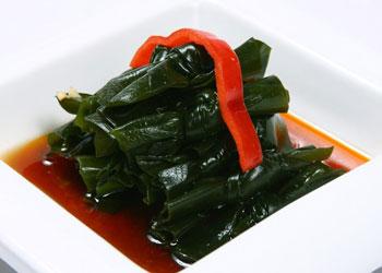 """饮食健康:海带当选最强""""长寿菜"""""""