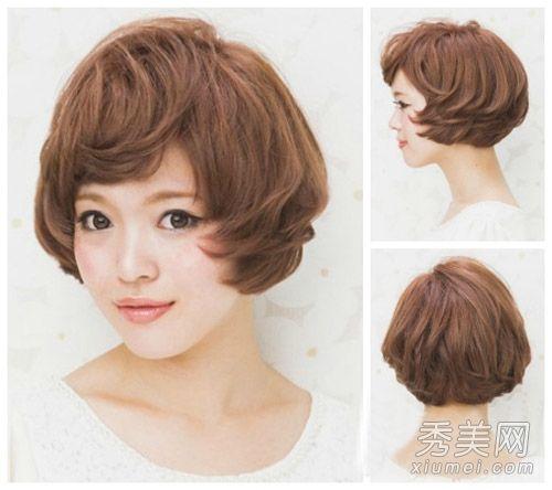 015女生发型流行趋势 17款中短发最时尚