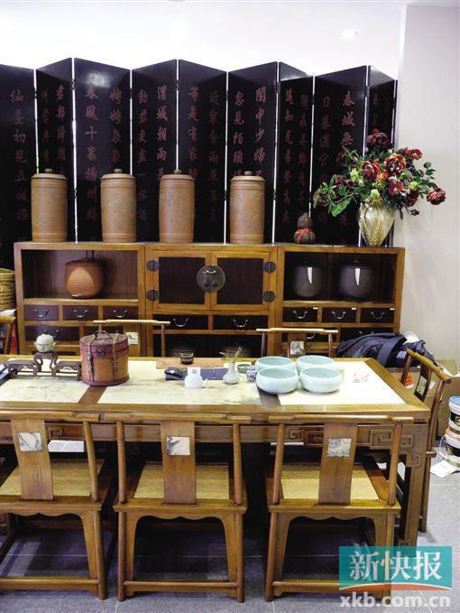 苏派传统家具:雅而不寡
