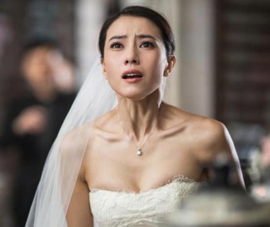 高圆圆赵又廷大婚v性感性感最美造型婚纱wweaj女神图图片
