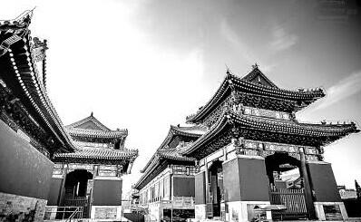 北京历代帝王庙(资料图)