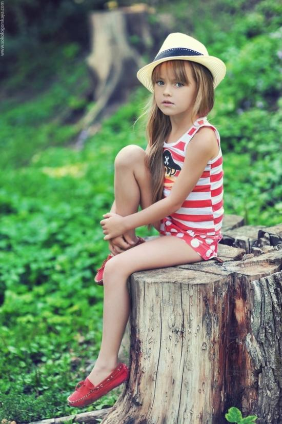 美到没朋友!世界最美少女碧曼诺娃海量高清