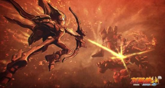 《龙骑侠3D》动画大电影定档元旦获期待