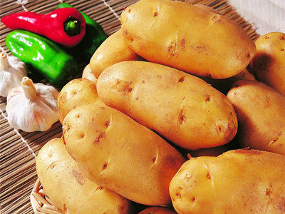 健身知识:食用土豆的5种功效和3大禁忌