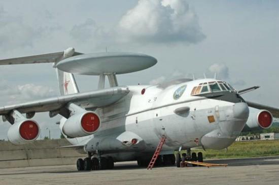 俄罗斯拟研发A100预警机 将装备有源相控阵雷达