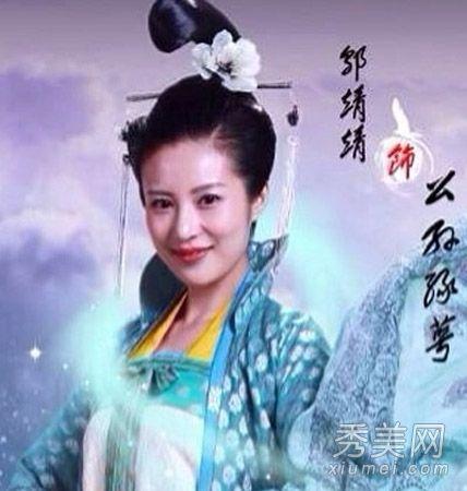 于正版《神雕》15位女演员PK陈妍希颜值垫底