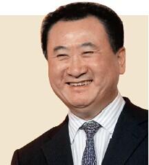 王健林/王健林: