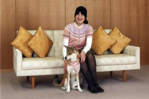 ...爱子公主 据悉日本爱子公主将于12月1日迎来她的13岁生日