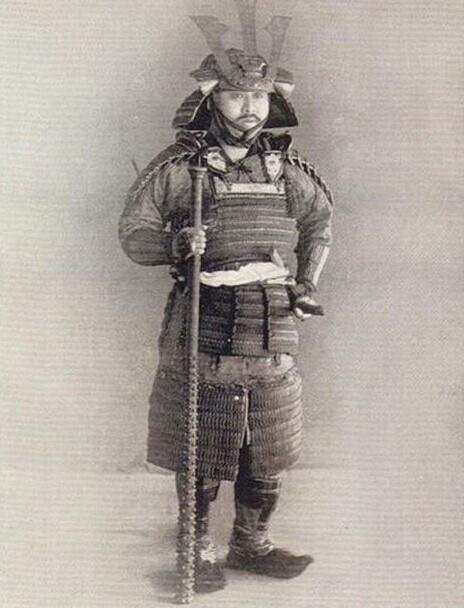 日本武士历史相片曝光【3】