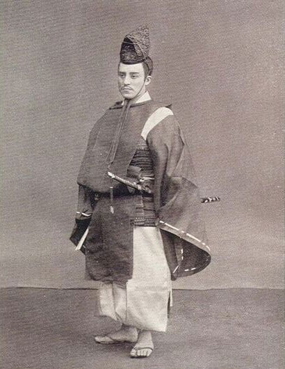 日本武士历史相片曝光【8】