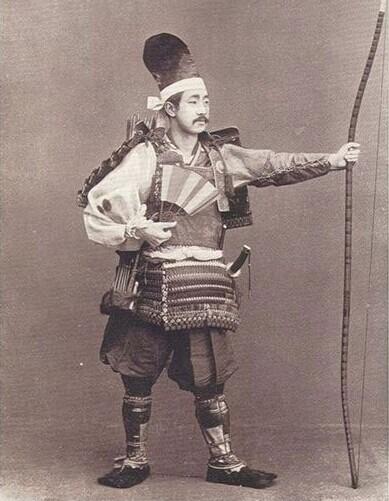 日本武士历史相片曝光图片