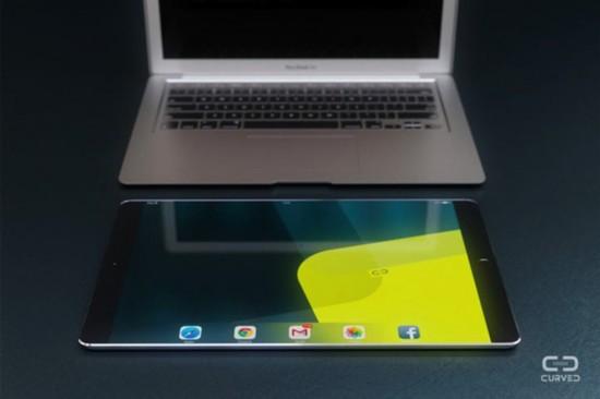 大尺寸iPad Air Plus设计图曝光