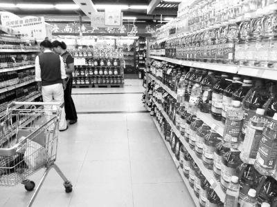 食用油全国范围降价?海口超市未接到通知