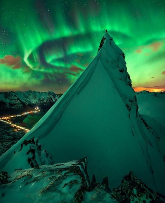 挪威24大美景:冰川 森林 群山 村庄
