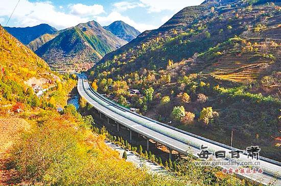 陇南:打造甘肃向南开放的桥头堡