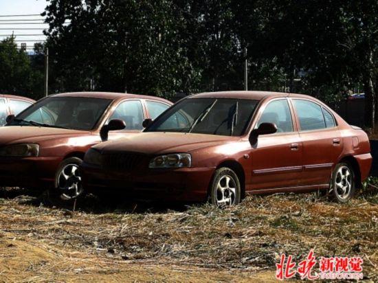 外地牌照汽车在京报废遇难题 规定允许却屡屡
