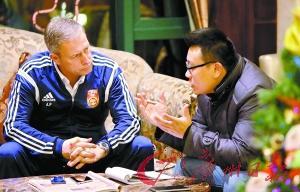 佩兰:亚洲杯底线小组出线 张稀哲黄博文基本无