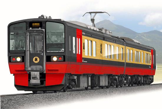 """日本福岛将开通""""咖啡列车""""车内设咖啡店(图)"""