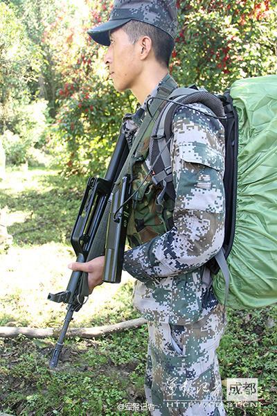 解读神秘的解放军单兵装备