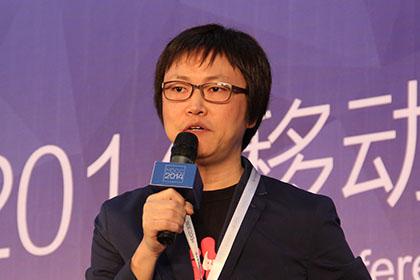 蓝港互动CEO王峰