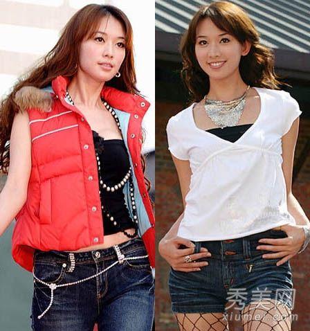 2001年,林志玲于华冈艺校兼职教舞时,被星探林健寰发现,从此开始图片