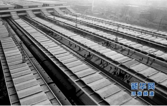 """组图:""""穿越""""郑州看变迁——光影百年火车站【10】"""