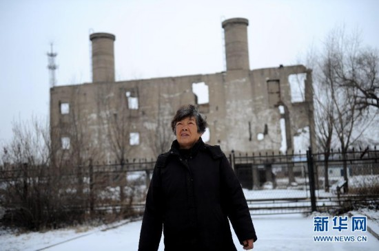 """(国家公祭日・图文互动)(1)""""将731的罪恶揭露到底""""――731部队鼠疫幸存者靖福和的遗命"""