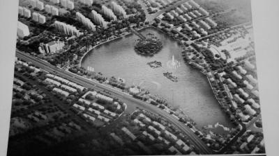 网友发帖质疑:10多年了 说好的红城湖公园呢