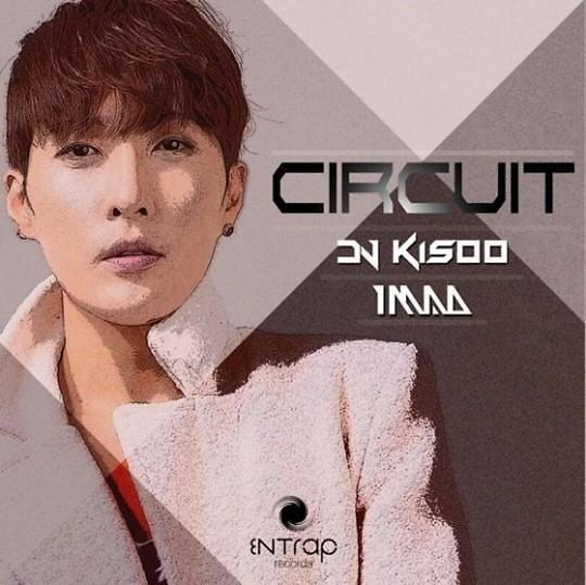 韩国DJ KISOO首张专辑《CIRCUIT》24日发布