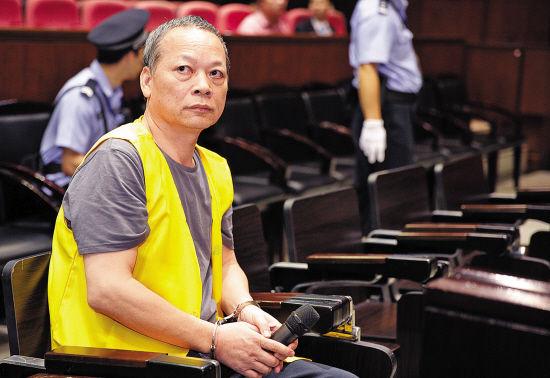广东第一巨贪张新华贪腐3.4亿被判死刑(图)