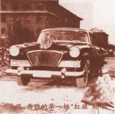 红旗轿车诞生记高清图片