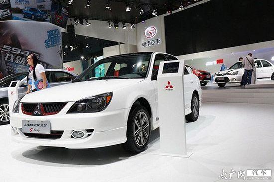 在本届开幕的2014广州车展上,三菱发布了蓝瑟s-design特别高清图片
