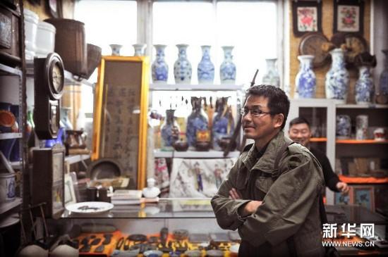 (国家公祭日・图文互动)(2)抗战收藏家王锦思:历史会承认我们的价值
