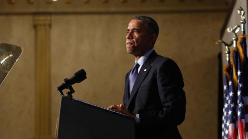 """奧巴馬獲諾和獎被指擔不起俄媒總結""""五宗罪"""""""