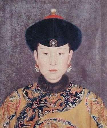 中国历史上的15大离奇后妃 孝庄太后下嫁多尔