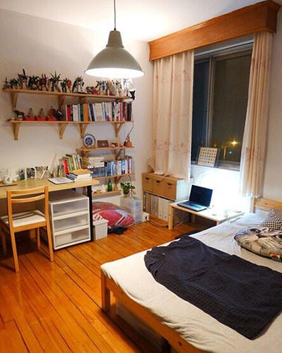 日式房間裝修圖片
