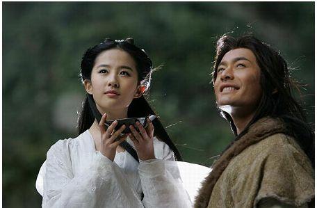 黄晓明主演2006版《神雕侠侣》出演杨过时28岁图片