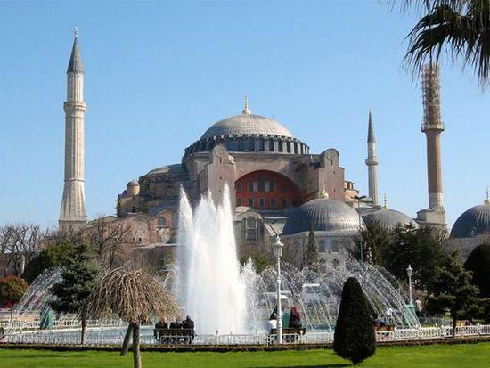 永恒的风景 世界十大建筑奇观图片