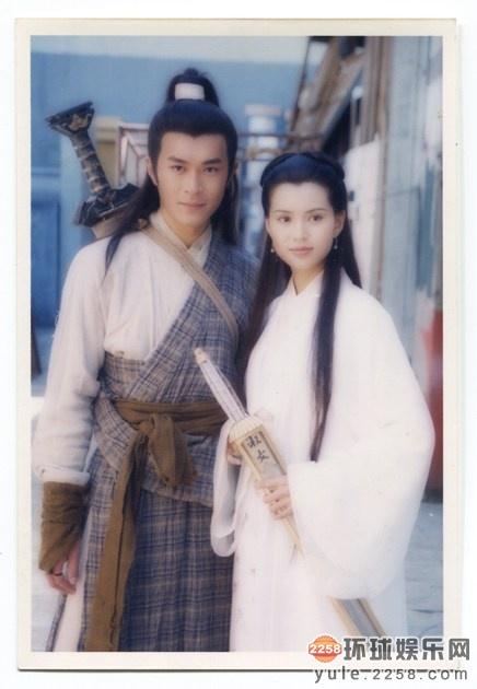 经典的小龙女:李若彤.TVB95版《神雕侠侣》中李若彤塑造的小龙