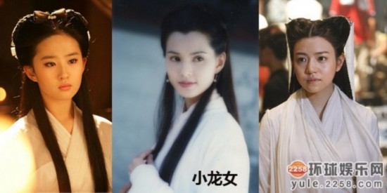 李若彤版以及黄晓明、刘亦菲版的《神雕侠侣》,给我们留下了最