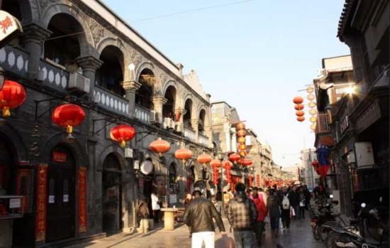 白塔寺地区:【砖塔胡同】-2014老北京文化游 带孩子值得去的北京胡