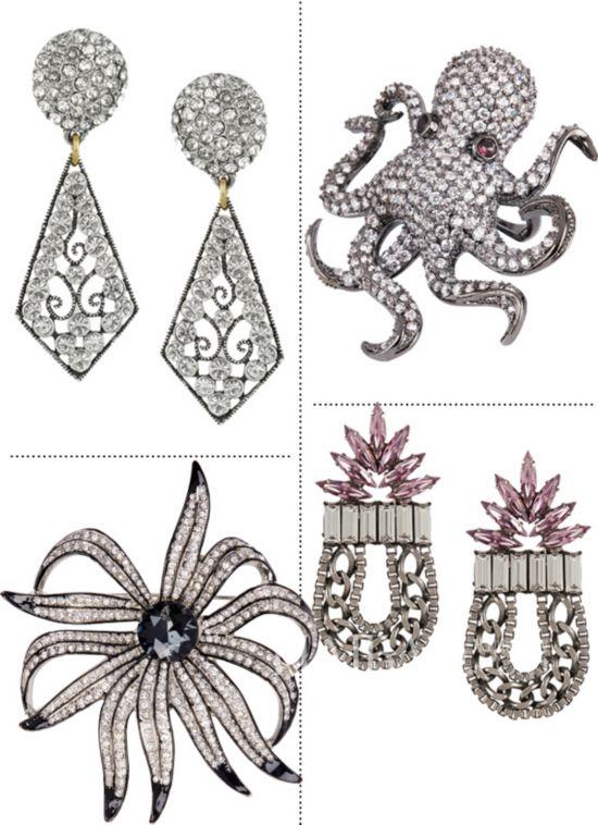 假日礼物精选 那些限量版造型时尚珠宝