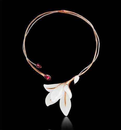 创意金镶玉:中国时尚界的特色古典美