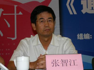 中国联通网络分公司副总经理兼网络建设部总经理张智江。