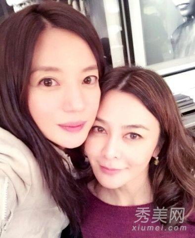 曝香港10大不老女神近照 美艳依旧(组图)